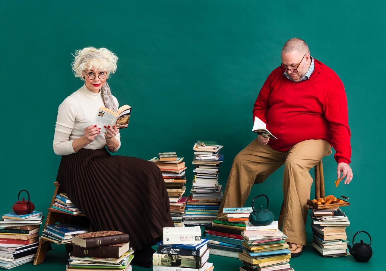 Master Fatman & Marie Holm er værter for Blixenprisen 2019