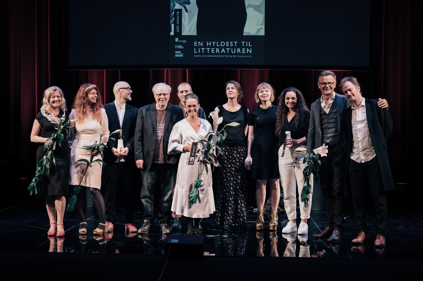 Her er årets modtagere af Blixenprisen 2019